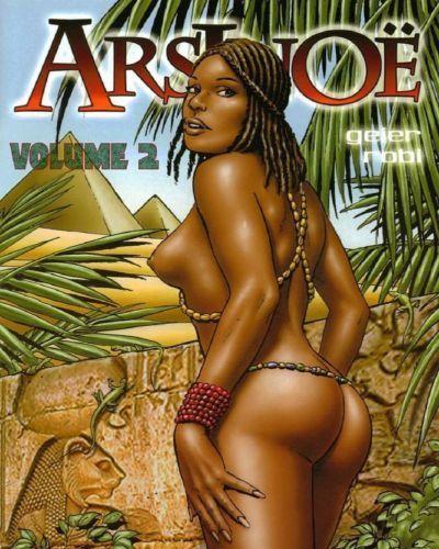 GEIER ROBI Arsinoe #2 : Sekhmet