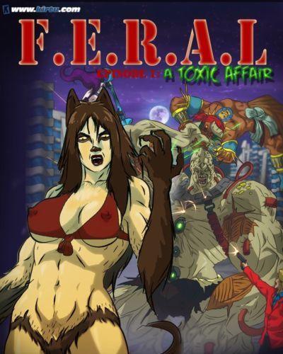 Kokoi (Kirtu) Feral #1 : A Toxic affair