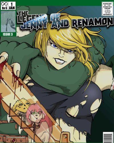 Yawg The Legend Of Jenny And Renamon 3 (Bucky O\
