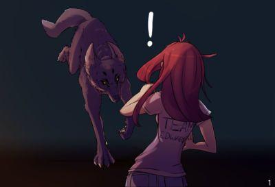 Loup xxx comics