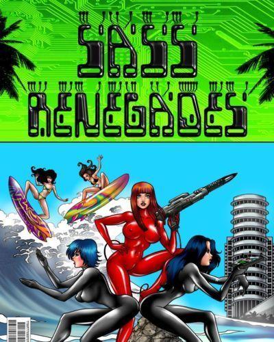 S.A.S.S. Renegades A.B.Lust & Robotman