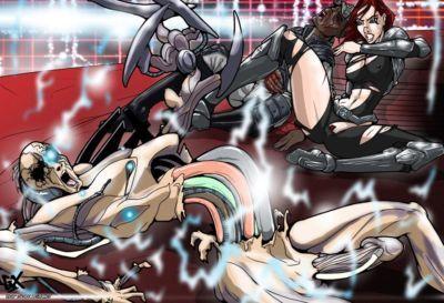 Genex Final Boss Fight: T.I.M. (Mass Effect) Ongoing