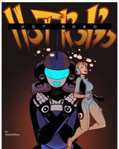 blackshirtboy Hot Robo