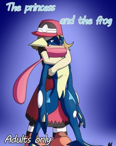RedImpLight The Princess and the Frog (Pokemon)