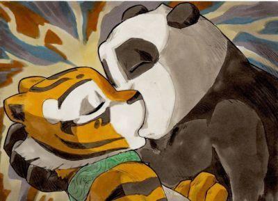 DaiGaijin Better Late than Never (Kung Fu Panda) - part 8