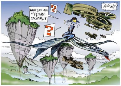 Avatar Comics by Vladcorail