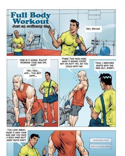 Chaz Gay Comic