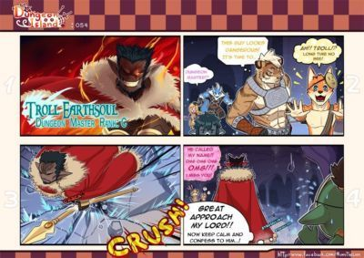 Dungeon Island by Mumu the lion (On Going) (Update 2013-11-01) - part 4