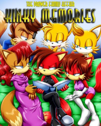Palcomix The Prower Family Affair - Kinky Memories (Sonic The Hedgehog) COMPLETED
