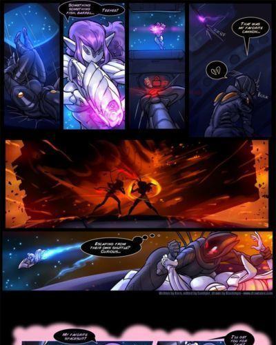 Drowtales: Space Age 6 - part 3