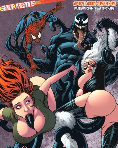 Shade Spiderbang (Spider-Man)