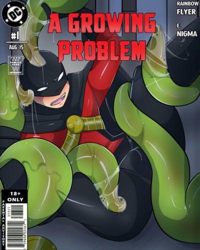 Rainbow Flyer A Growing Problem (Batman)