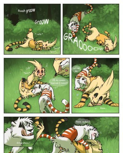 Felinar Mating Season