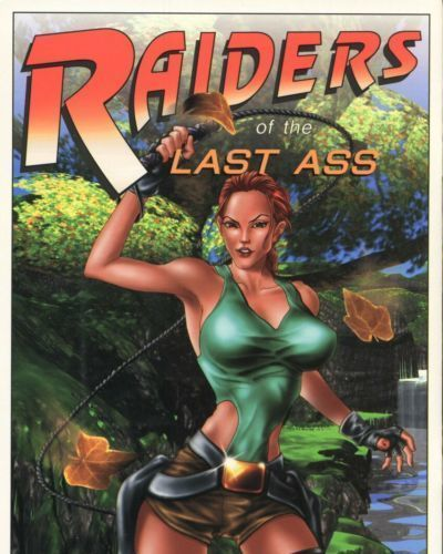 MMG Raiders of The Last Ass (Tomb Raider)