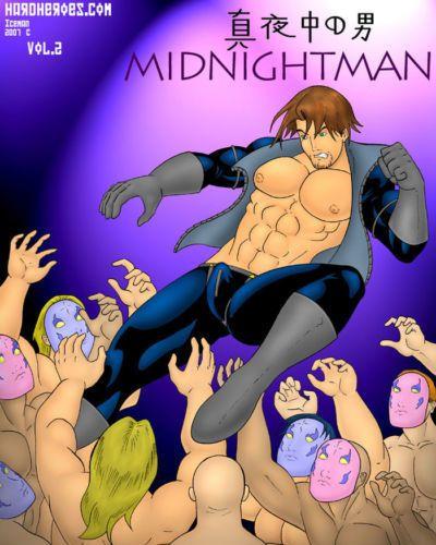 Iceman Blue Midnightman #2