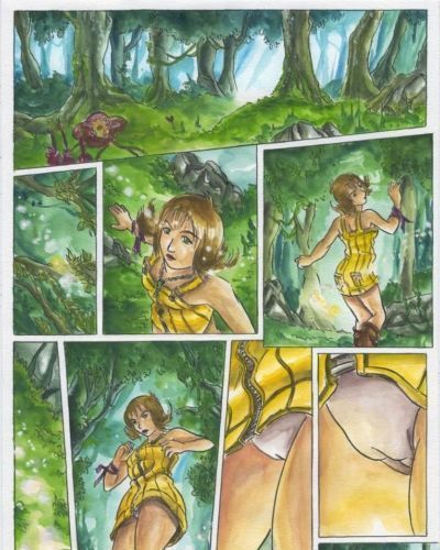 Passage Forest Dream (Final Fantasy VIII)