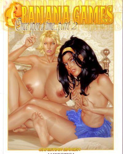 Christian Zanier Banana Games - Volume 4