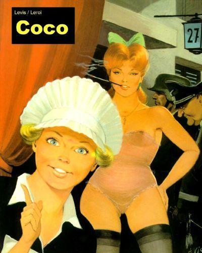 Francis Leroi- Georges Levis Coco - Volume #1