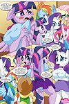 Palcomix The Power Of Dragon Mating (My Little Pony Friendship Is Magic) - part 2