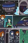 DarkYamatoman The Abandoned Spaceship (Original) - part 2