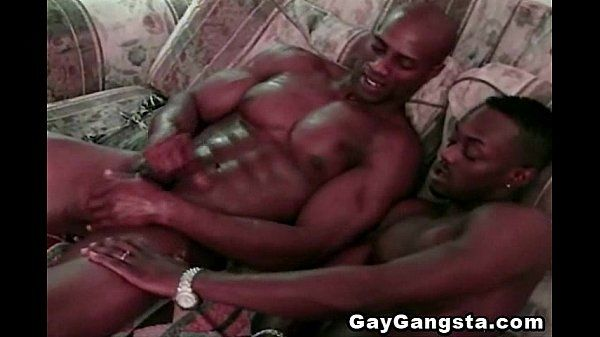 Hunk Gay Gangsters Fucking At Home