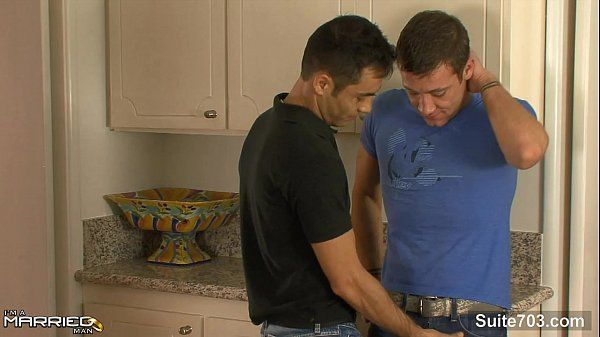 Married guy Emilio Sands gets banged by a gayHD