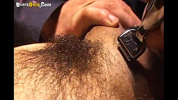 Hairy Stud Shaving His Bodyrsonly 4 part4
