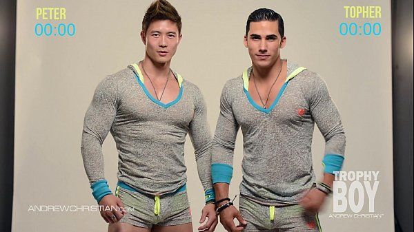 Speed Strip Challenge with Topher Dimaggio & Peter Le