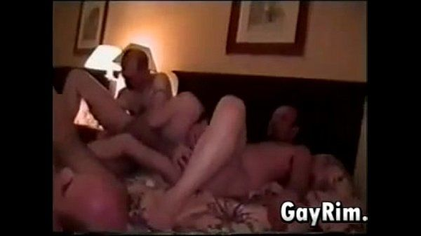 Amateur Homemade Fivesome