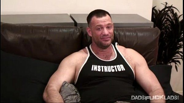 Beefy Instructor Is Topped By Hung Skinny Twink