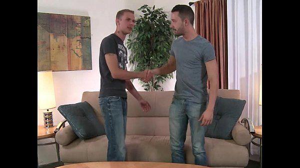 Str8 Nick Carter rocks his first gay sex