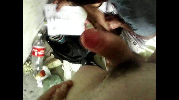 Mendigo Pagando Boquete!