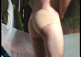 Viet Nam Thay Underwear Show Cu