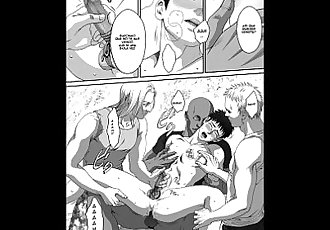 HARD YAOI ♥MOB FOR JACK♥ PART. 2 By ZARIA