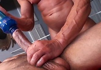 Gay Room Lower Lower Back Massage