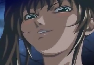 Hentai anal sex - rimjob - dickgirl cum in mouth - Bible Black ep.6