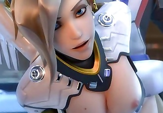 Overwatch PMV Handclap :Fitz and The Tantrums