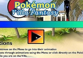 Pokemon Villa Fantasy