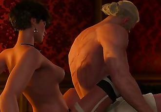 The Witcher 3: Wild Porn/Passiflora Whore #1