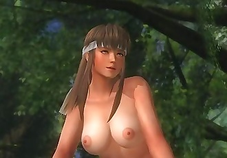 Dead or Alive 5 1.09 - Hitomi Defeat Pose