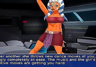 Star Wars Orange Trainer Part 23 cosplay bang hot xxx 11 min 720p