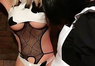 kigurumi bondage SM