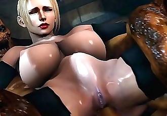 rachel fucks monster cock 10 min 720p