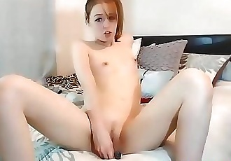 Cute Teen Cosplays as Misty Masturbates and Cums 20 min HD