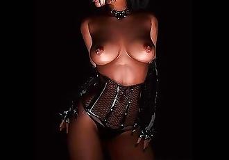 3D Kinky Babes Latex Fantasy!