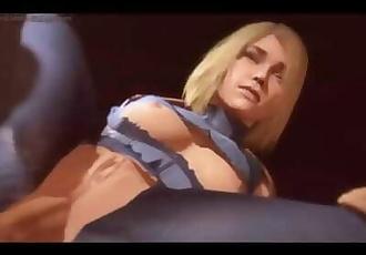 INJUSTICE 2 - Supergirl SFM porn