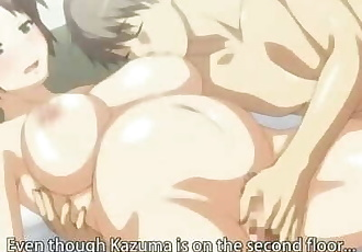 HENTAI HORNY PREGNANT STEP-MOTHER
