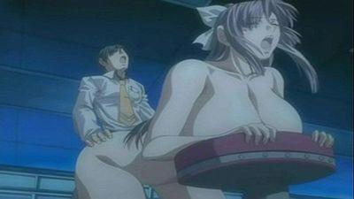Sexiest Hentai Couple XXX Anime Blowjob Cartoon - 2 min
