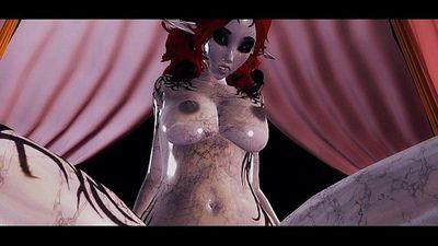 Succubus Demon - 1 - 3D hentai - 12 min