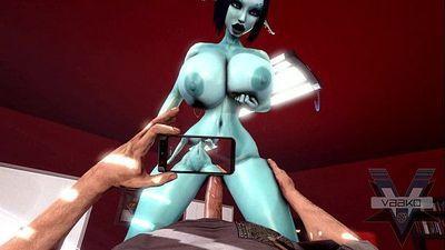 Soria 2015 Trailer/Compilation 3D Big Tits! - 8 min